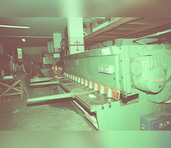 Picture of factory from the 90's